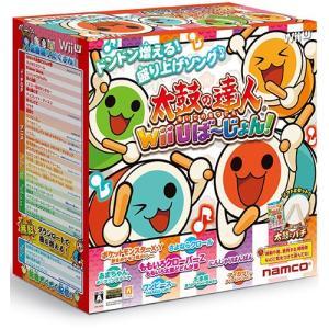 WiiU 太鼓の達人 Wii Uば~じょん! 「太鼓とバチ」同梱版|select34