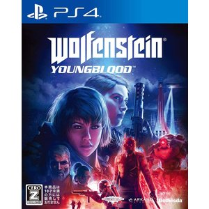 PS4 ウルフェンシュタイン:ヤングブラッド|select34