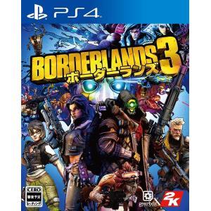 (発売前日出荷) 9/13発売 PS4 ボーダーランズ3|select34