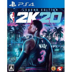 PS4 「NBA 2K20」 レジェンド・エディション