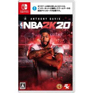 ◆発売日:2019年9月6日 ◆商品名:NSW NBA 2K20 ◆メーカー品番:HAC-P-AUE...