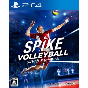 PS4 スパイク バレーボール|select34
