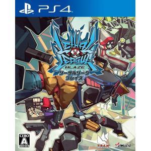 (発売前日出荷) 9/12発売 PS4 リーサルリーグ ブレイズ|select34