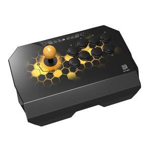 PS4 Qanba Drone クァンバ ドローン アーケード ジョイスティック(PS4/PS3/PC対応)|select34