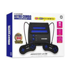 FC/SFC用互換機 レトロコンボ(RETRO COMBO)(コロンバスサークル) select34