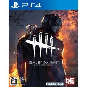 ◆発売日:2018年11月29日 ◆商品名:PS4 Dead by Daylight 公式日本版【C...