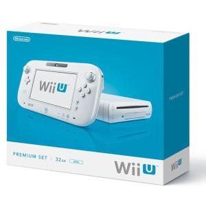 WiiU本体 プレミアムセット shiro 32GB|select34