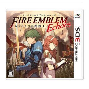 ◆発売日:2017年04月20日 ◆商品名:3DS ファイアーエムブレム Echoes もうひとりの...