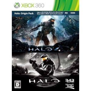 X360 Halo:Origin Pack(ヘイローオリジンパック)|select34