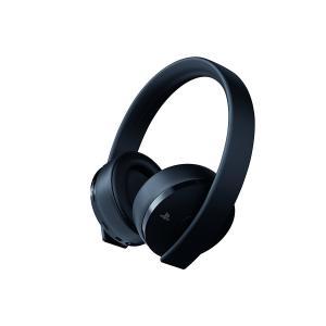 ◆発売日:2018年3月8日 ◆商品名:PS4 ワイヤレスサラウンドヘッドセット (CUHJ-150...