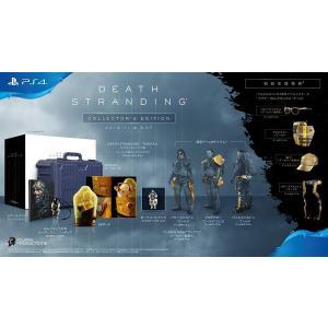 ◆発売日:2019年11月8日 ◆商品名:PS4 DEATH STRANDING コレクターズエディ...