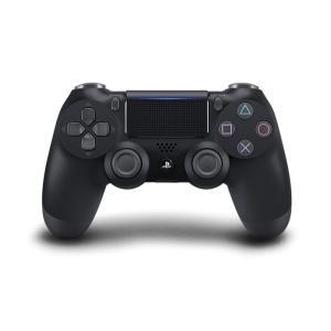 PS4 ワイヤレスコントローラー(DUALSHOCK4) ジェット・ブラック(CUH-ZCT2J)
