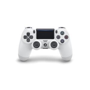PS4 ワイヤレスコントローラー (DUALSHOCK4) グレイシャー・ホワイト
