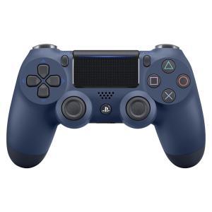 PS4 ワイヤレスコントローラー (DUALSHOCK4) ミッドナイト・ブルー