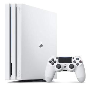 ◆発売日:2018年10月12日 ◆商品名:PlayStation4本体 Pro グレイシャー・ホワ...