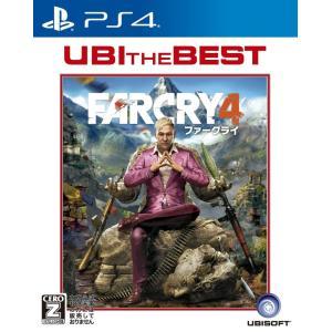 ◆発売日:2016年03月03日 ◆商品名:PS4 (UBI・THE・BEST)ファークライ4 ◆メ...