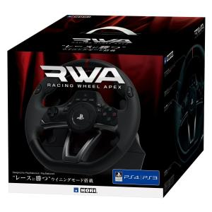 PS4 Racing Wheel Apex for PS4 PS3 PC(HORI)|select34