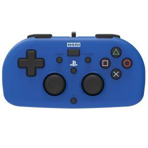 PS4 ワイヤードコントローラーライト for PS4(ブルー)(HORI)|select34