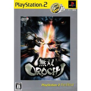 PS2 (Best)無双OROCHI|select34