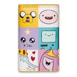 アドベンチャー タイム Adventure Time キーケース/フェイス dream rush|selecta-birra