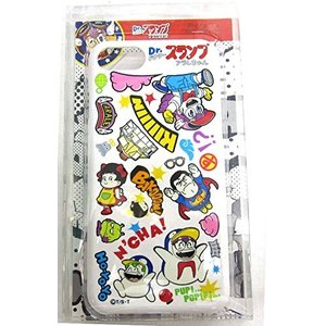 【iPhone6・6S・7専用】Dr.スランプ キャラクターカバー (ランダムデザイン/カラー) 9722 Dr.スランプアラレちゃん|selecta-birra