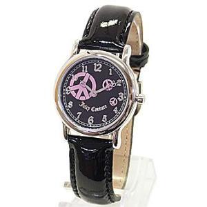 【Juicy Couture】ジューシークチュール レディス 腕時計 [ブラック] 1900589|selectag