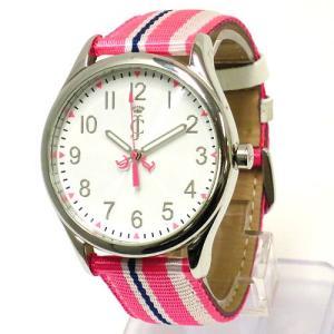 【Juicy Couture】ジューシークチュール レディス 腕時計 [ジューシー ストライプ グログラン] 1900914|selectag