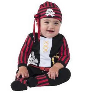 ハロウィン コスチューム 海賊 赤ちゃん用 コスチューム イ...