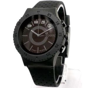 スマートウォッチCOGITOPOPコジトポップブルートゥース腕時計/スマホBluetooth連動Smartwatch CW3.0-001-01|selectag
