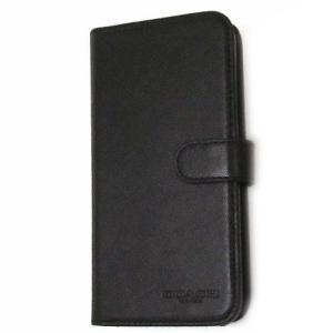 コーチ スマホケース COACH アウトレット フォーン フォリオ iPhone X / XS ケース F76848 QB/BK autumn2019 n90801