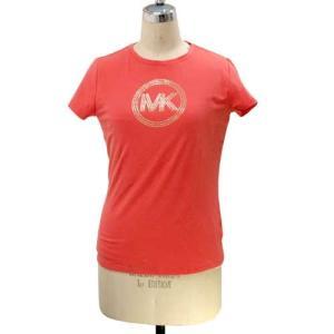MICHAEL KORS マイケルコース アウトレット Circle Logo Tシャツ  JS35E63D41 CO|selectag