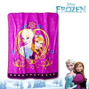 Disney ディズニー アナと雪の女王 ナップサック付ブランケット(エルサ&アナ) / フリース FROZEN NWS00866277|selectag