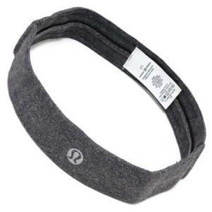 lululemon ルルレモン カルディオ クロス トレーナー ヘッドバンド Cardio Cross Trainer Headband / W9H15S0HBLK0OS selectag