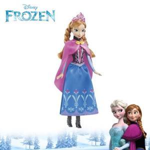 Disney ディズニー アナと雪の女王 スパークル ファッションドール (アナ) キッズ おもちゃ Y9958|selectag