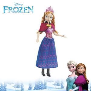 Disney ディズニー アナと雪の女王 カラーミュージカルマジックドール (アナ) キッズ おもちゃ Y9966|selectag