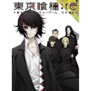 東京喰種トーキョーグール re Vol.4  Blu-ray