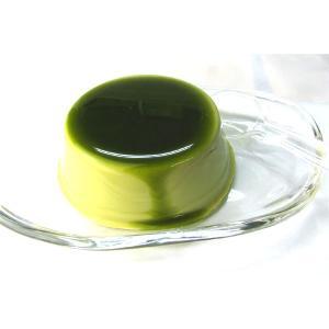 専用の手提げ袋付き。茶っプリンは、お茶の専門家が吟味した静岡茶で作った緑茶プリンで、緑茶プリンの草分...