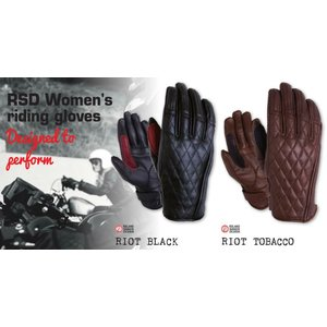 Roland Sands Design woman's ライディンググローブ【RIOT】