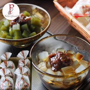 「柿田川 名水とろこてん あんみつ6食分」は、創業約140年のところてんの老舗が長年守り続けてきた味...