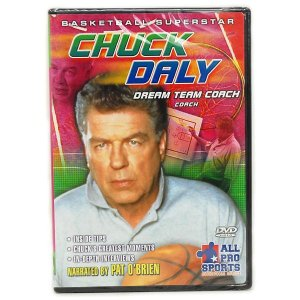 NBA DVD CHUCK DALY Coach