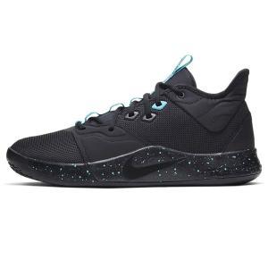 Nike PG ポール・ジョージ シューズ/スニーカー PG 3 EP ブラック/ブラック/ライトア...