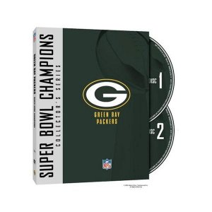 NFL パッカーズ 輸入盤DVD NFL Super Bowl Collection - Green Bay Packers 2005【1910価格変更】