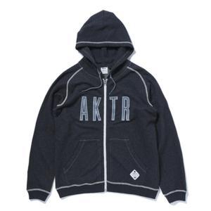 アクター/AKTR LIGHT SWEAT ZIP パーカー AKTR(アクター)|selection-j