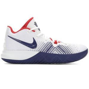 KYRIE カイリー・アービング シューズ/スニーカー フライ トラップ ナイキ/Nike ホワイト AA7071-146|selection-j