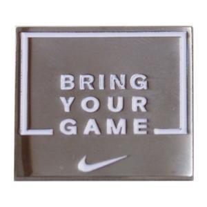 ブリング ユア ゲーム ピンバッジ ナイキ/Nike レアモデル|selection-j