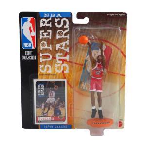 NBA ブルズ マイケル・ジョーダン コートコレクション アクションフィギュア Upper Deck ロード レアモデル|selection-j
