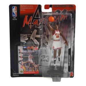 NBA ブルズ マイケル・ジョーダン チャンピオンシップシリーズ エアマキシマム フィギュア Upper Deck ホーム レアモデル|selection-j