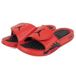 ナイキジョーダン/Nike JORDAN ハイドロ 5 レトロ サンダル HYDRO V RETRO ナイキ/Nike ユニバーシティレッド/ブラック 555501-601|selection-j