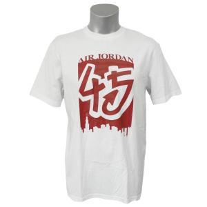 ナイキ ジョーダン/NIKE JORDAN エアジョーダン 10 レトロ スカイライン Tシャツ ホワイト 642504-100|selection-j