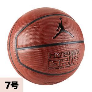 ナイキ ジョーダン/NIKE JORDAN ハイパー グリップ バスケットボール ダークアンバー/ブラック JD4001-858【7号球】|selection-j